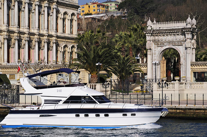 Anadolu Kavagi Cruise by Private Yacht - Half Day from Istanbul
