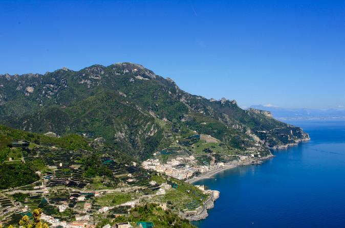 Amalfi and Ravello Full Day tour from Positano