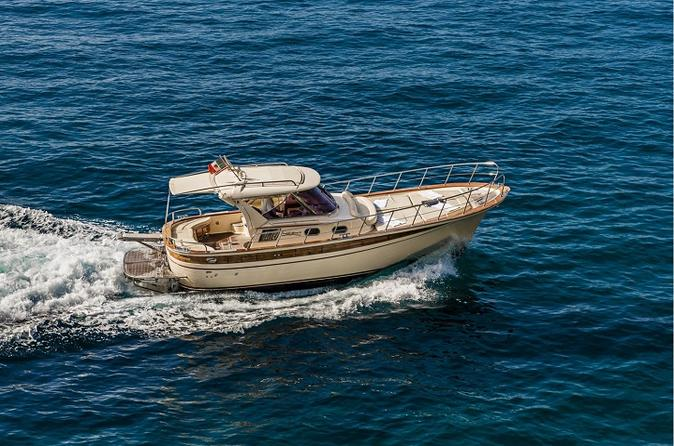 Private Fishing Tour Experience by Boat from Sorrento