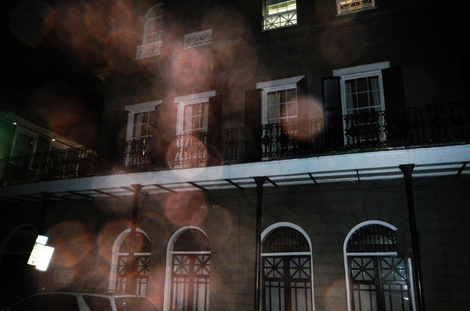 Ghost and Vampire Walking Tour Of The French Quarter