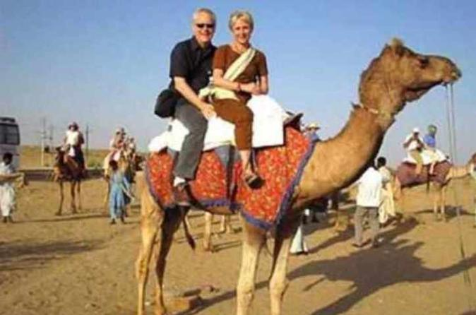 Camel Safari Day Tour in Jodhpur