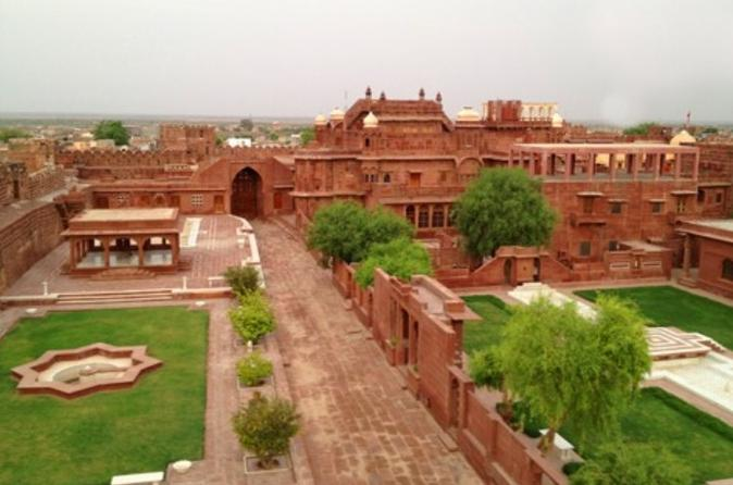 Full-Day Private Tour from Jaisalmer To Bikaner