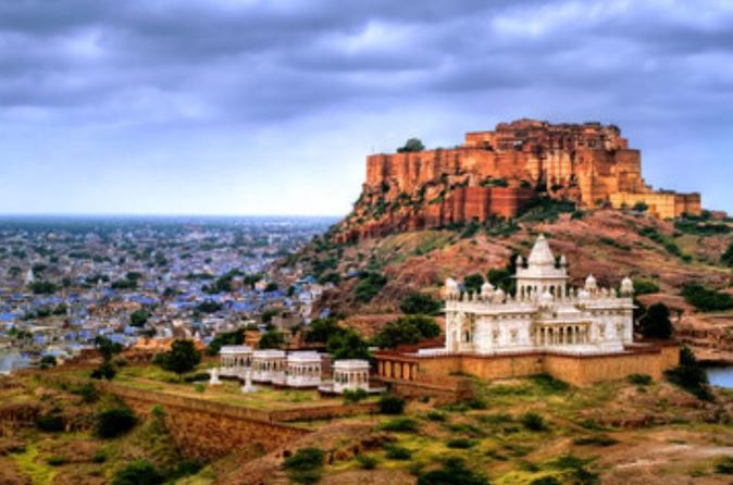 Private Full Day Jodhpur City and Bishnoi Villages Tour