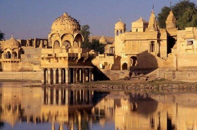 Private Tour: Full-Day Jaisalmer Sightseeing Tour