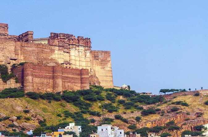 Private Tour: Jodhpur City Sightseeing Tour