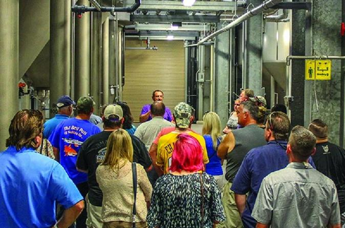Abita Brewery and New Orleans Tour