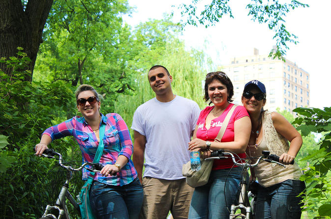 2-Hour Small Group Central Park Bike Tour
