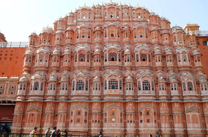 jaipur pink city information