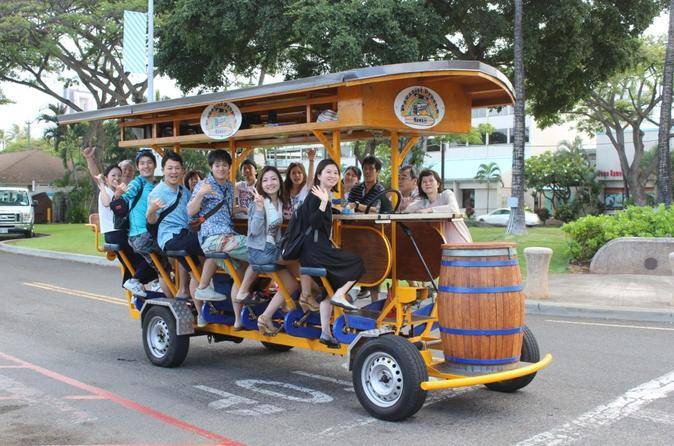 2-Hour Art Tour of Honolulu by Shared Bike