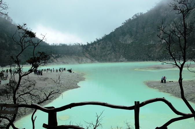 Private Full-Day Bandung Tour from Jakarta