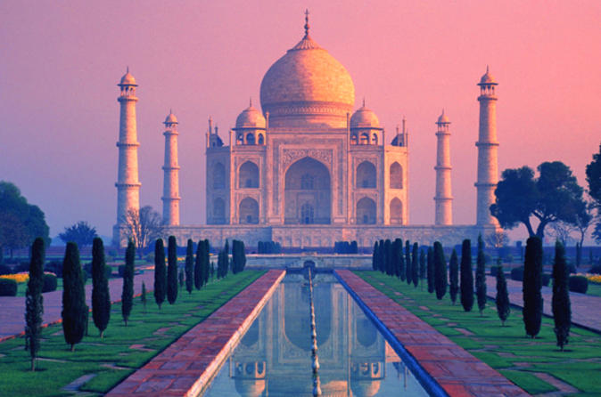 Sunrise Taj Mahal Agra Private City Tour