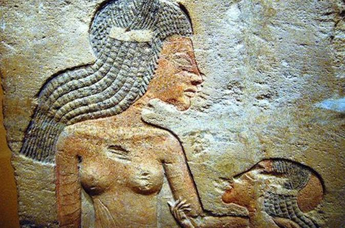 Private 13-Day Small Group Tour: Amarna El Minya Land of Akhenaten and The Royal Family Tombs with Cruise and Train