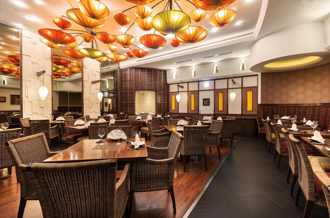 Dining Experience Oriental Night at Al Mawal Restaurant From Dubai