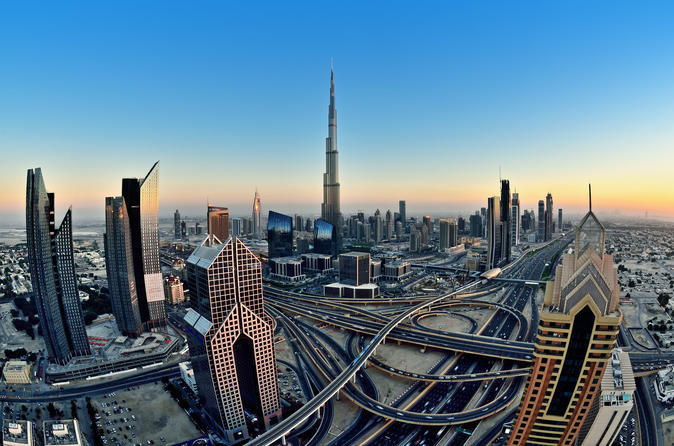 Modern City Tour of Magical Dubai