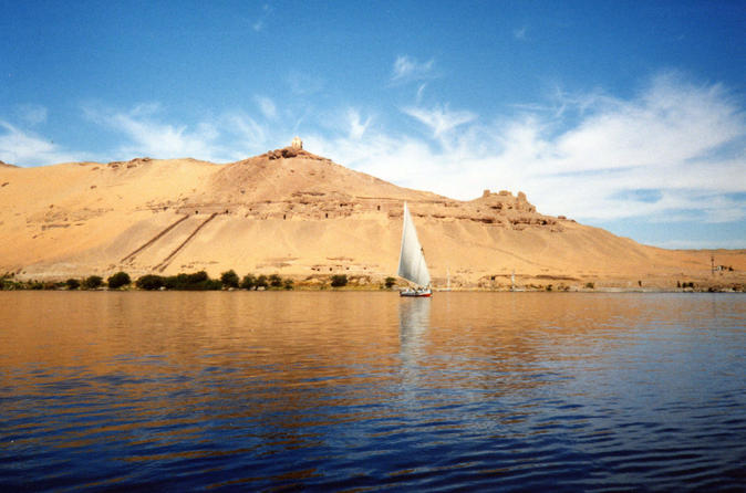 3 nights 4 days Luxor and Aswan Nile Cruise From Aswan