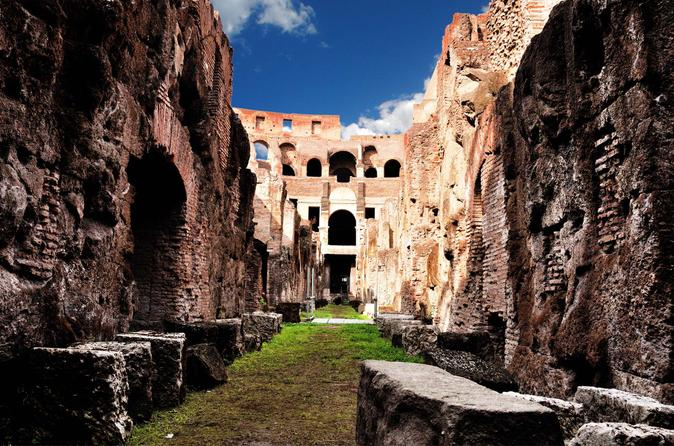 Small-Group Tour: Colosseum Underground