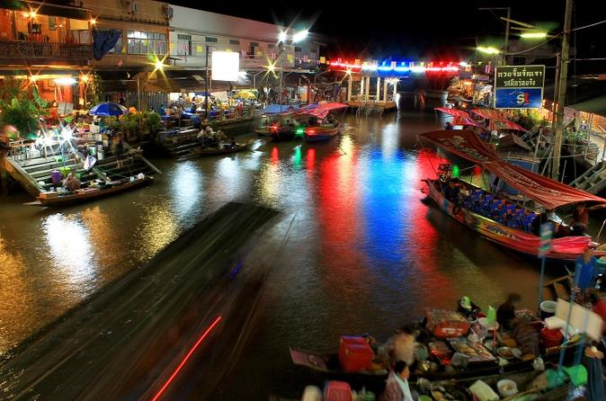 Private Tour Amphawa Floating Market And Temples From Bangkok  Lonely Planet