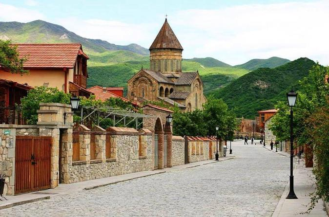 Full Day Private Tour of Tbilisi and Mtskheta