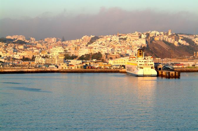 Full-Day Tour: Tangier from Seville
