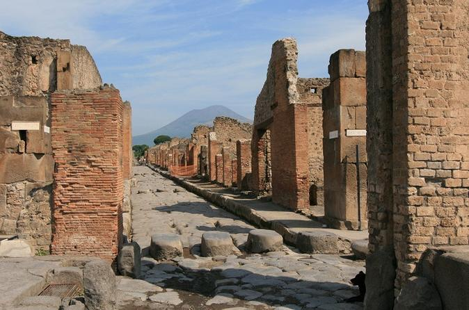 Small-Group Tour: Pompeii and Naples Full Day Tour from Rome - Pizza Lunch Included