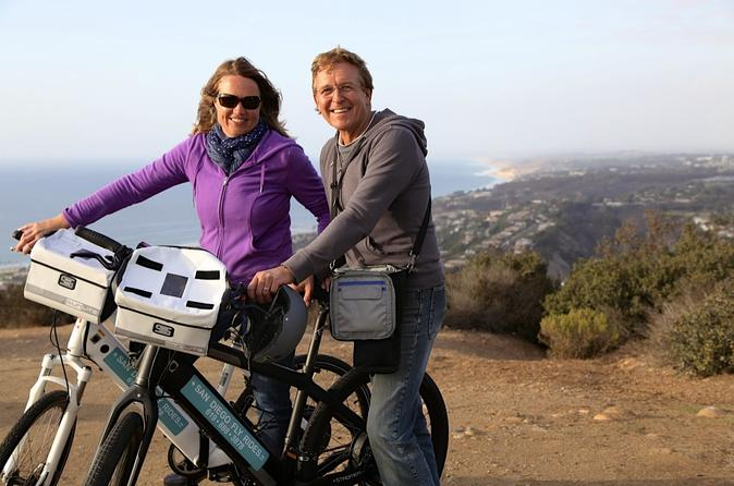 La Jolla and Mount Soledad Electric Bike 2.5-Hour Guided Tour
