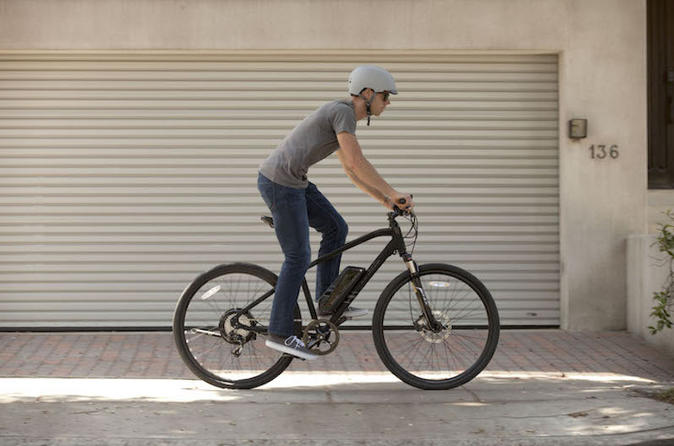 San Diego Half Day Premium Electric Bike Rental