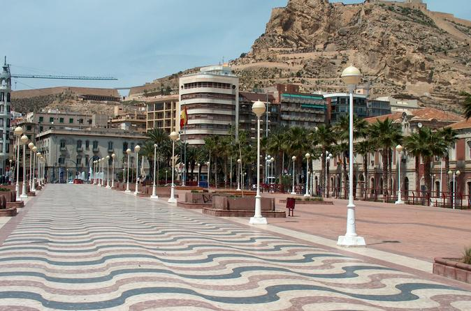 Private Half Day Walking Tour of Alicante