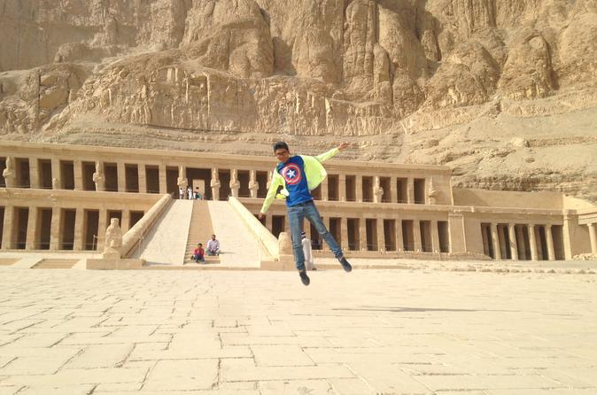 Luxor Highlights in Two Days from Luxor
