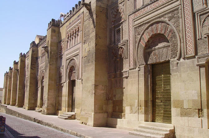 Great Mosque Cathedral of Cordoba History Tour