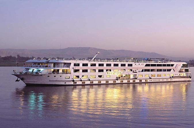 Private Tours 8 days 7 nights Pyramids and Nile Cruise by Air