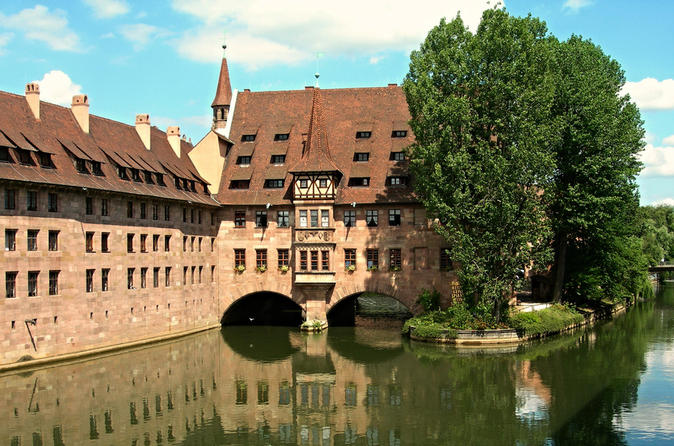 Nuremberg Like a Local: Customized Private Tour