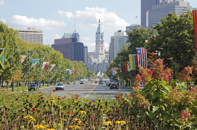 Philadelphia Highlights Private Driving Tour