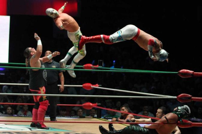 Mexico City: Lucha Libre wrestling show tickets