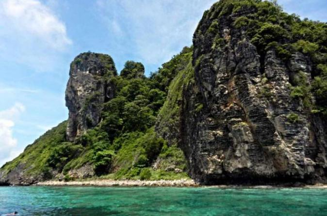 One Day Phi Phi Island Tour by Speed Boat