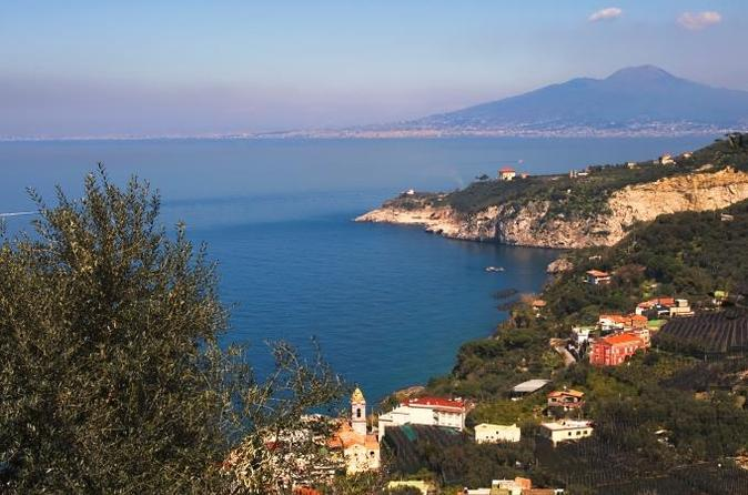 Amalfi Coast Wine Tour