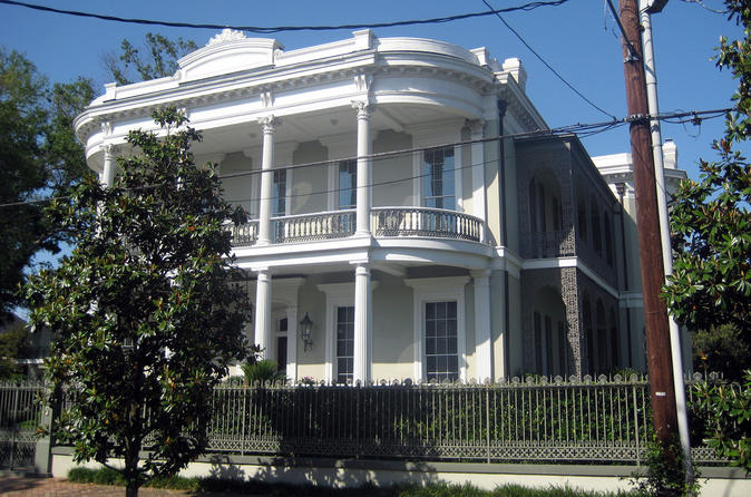 take a historic walk through the famed new orleans garden district and lafayette cemetery this stroll through splendid live oak tree lined streets will - Garden District Walking Tour