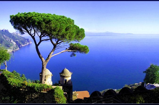 Sorrento to Amalfi and Ravello Full-Day Tour