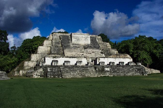 Private Altun Ha and Belize City Tour