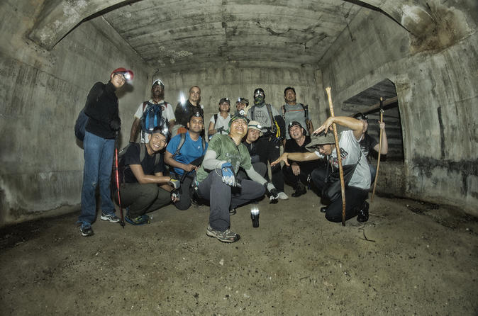 Marsiling Tunnel Tour