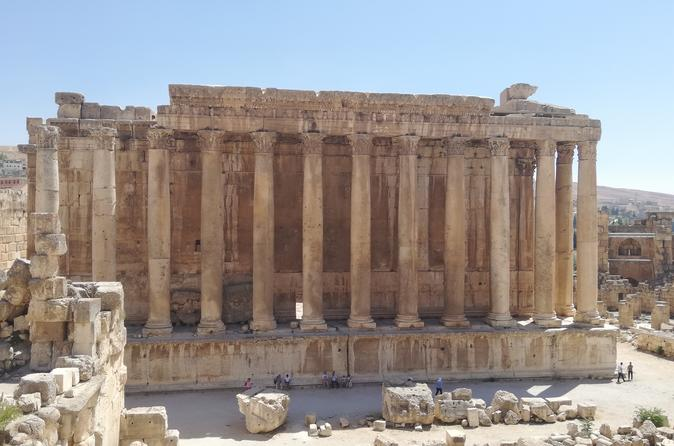 Group Tour - Baalbek, Anjar & Ksara - Daily Trip from Beirut