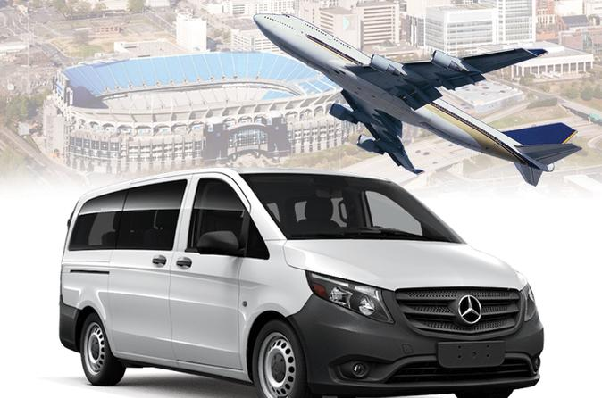 Charlotte International Airport Transfer to and from Tega Cay SC