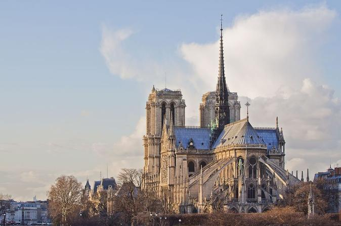 an introduction to the architecture notre dame cathedral in france Gothic architecture began during the late medieval period in france and  look  at how washington national cathedral compares to notre dame in   participated and completed the architectural landscape, giving them an  introduction to.