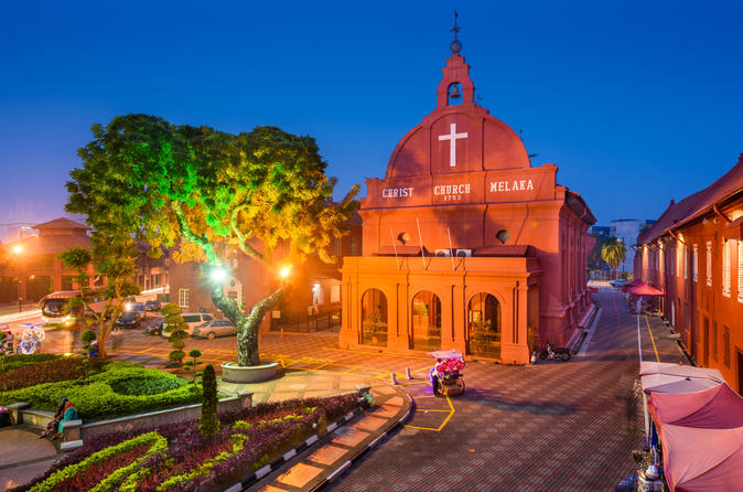 Singapore To Malacca 1 Day Private Tour By Mpv Up 8 Pax