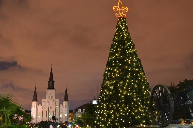 Christmas NOLA Style Walking Tour