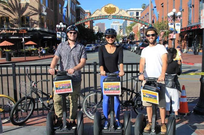 2.5-Hour Downtown San Diego and Balboa Park Segway Tour