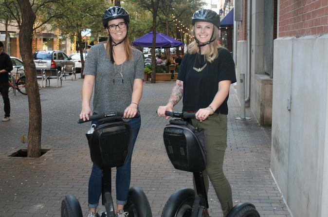 2-Hour Segway Tour of Gaslamp Quarter and Waterfront in San Diego