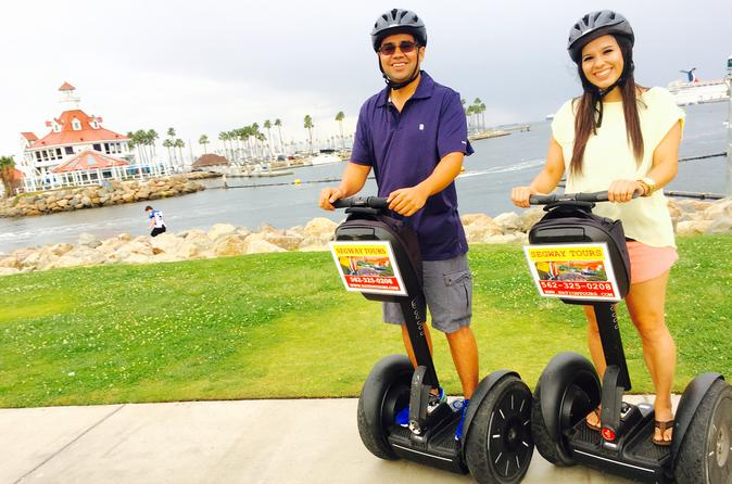 Little Italy and Waterfront Segway Tour in San Diego