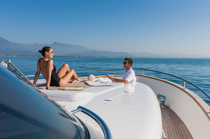 7-Hour Private Yacht Tour from Antalya with Lunch