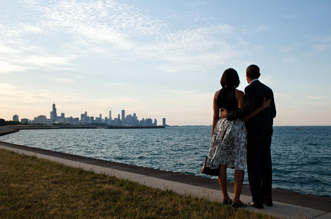 Walking Tour: President Obama's Hyde Park In Chicago