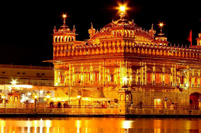 3 Days Private Amritsar Tour with Wagah Border Excursion